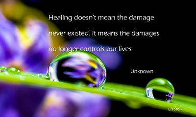 Healing means